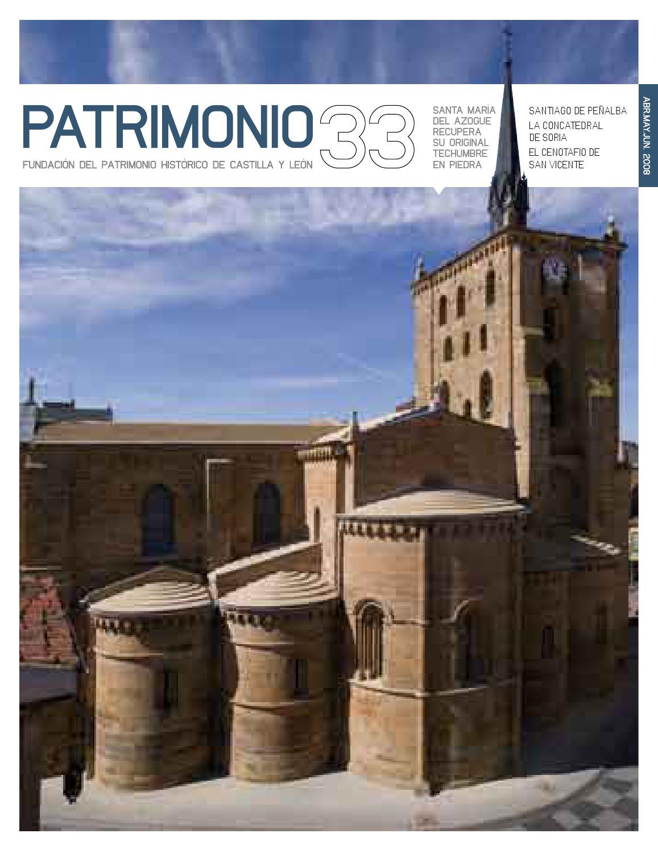 Revistapatrimonio33 By Fundaci N Santa Mar A La Real Del  # Muebles Faustino Punzon
