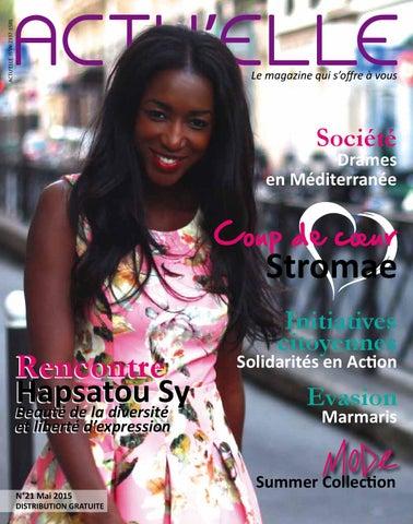 5f1ff047921f Actu elle n° 08 mars 2014 by Actu elle magazine Sénégal - issuu