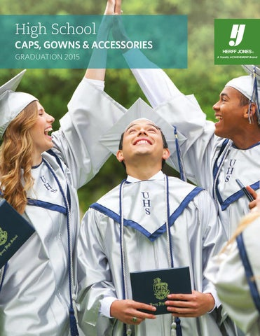 Herff Jones High School Caps & Gowns by Herff Jones - issuu