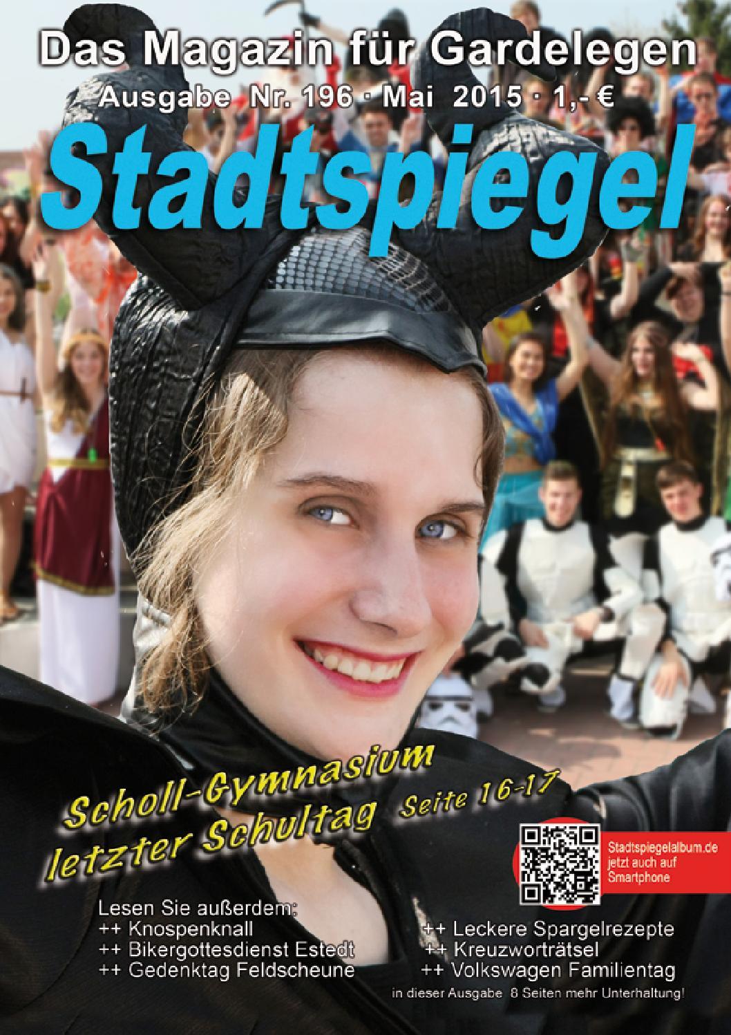Stadtspiegel Gardelegen Mai 2015 By Jana Friedrich Issuu
