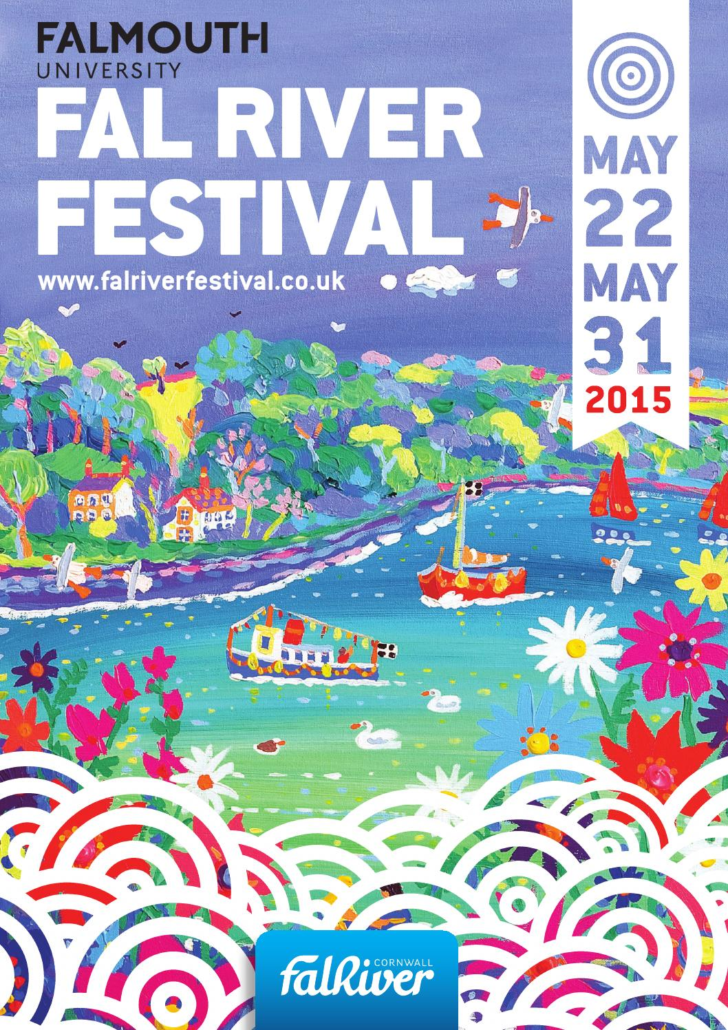 The collectors olivey place mylor bridge nr falmouth cornwall uk - Falmouth University Fal River Festival Programme 2015 By Fal River Cornwall Issuu
