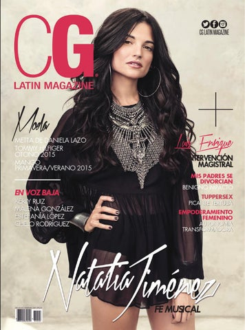 7865dad6f CG Latin Magazine 84 by CG Latin Magazine - issuu