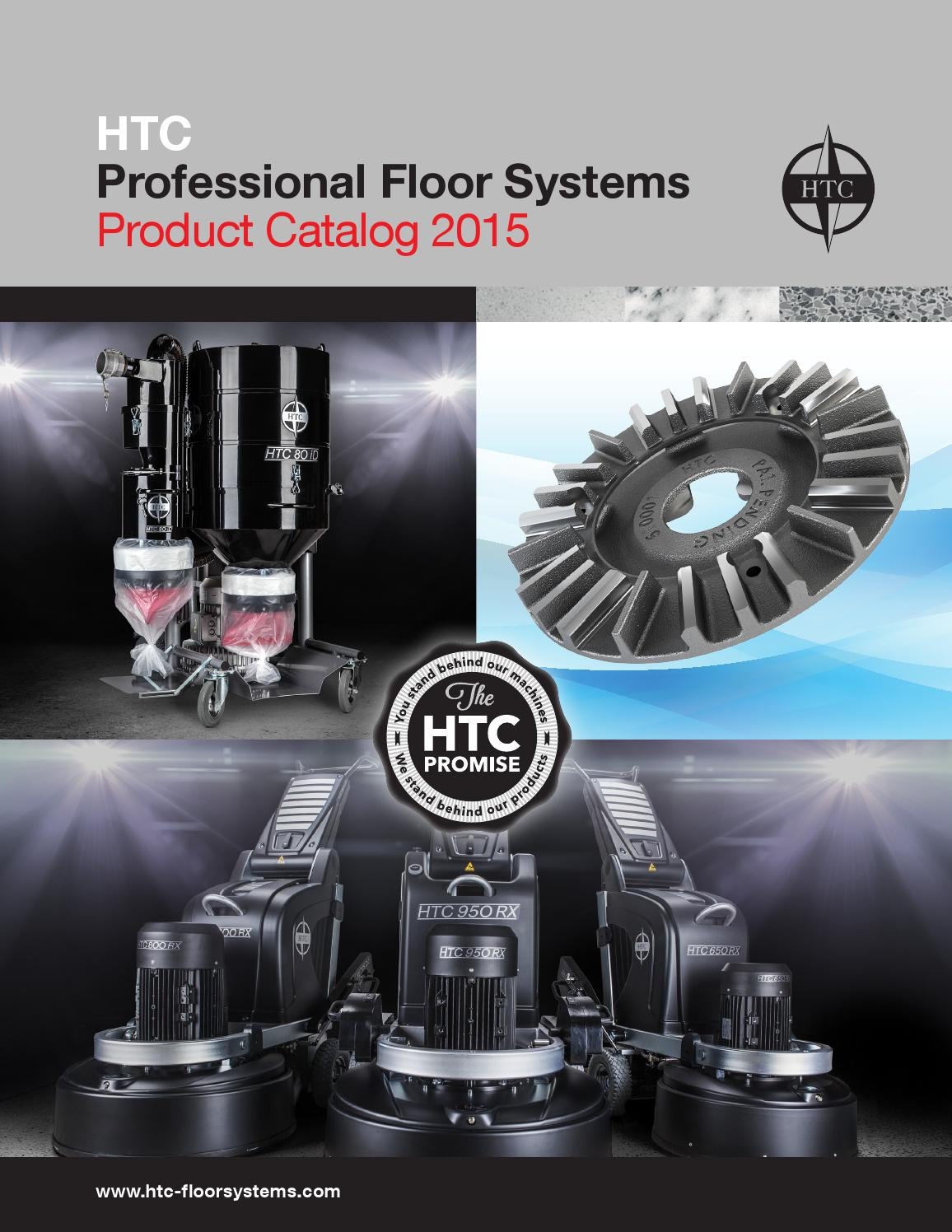Htc Professional Floor Systems 2015 North America Catalog By