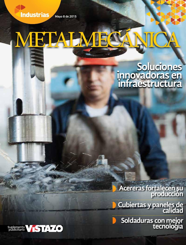 Metalmecánica By Vistazo Com Issuu