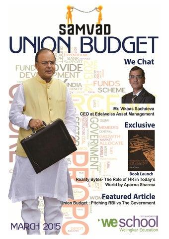 Samvad March 2015 Issue by Samvad We - issuu
