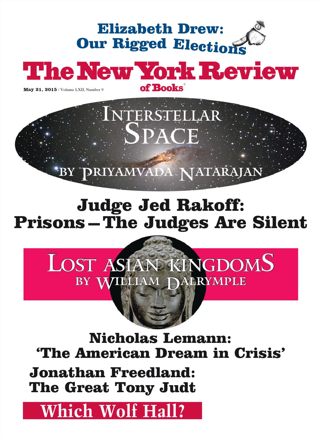 NYRB 21 may 2015 by Jurco Smotrych issuu