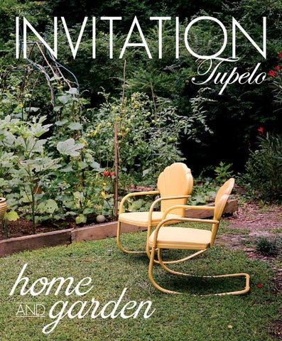 Invitation Tupelo  May  HG by Invitation Magazines - issuu