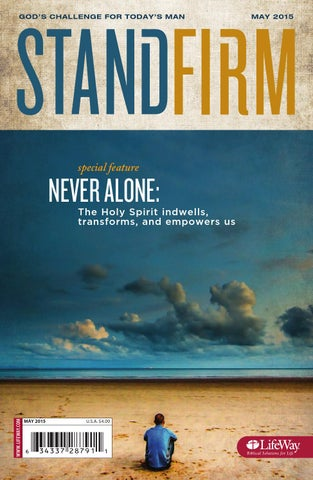 Stand Firm May 2015 By Lifeway Christian Resources Issuu