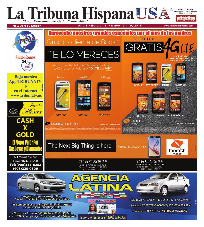 New Jersey, Ed. 8 Año 8 by La Tribuna Hispana - issuu