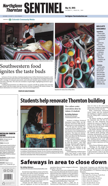 Northglenn Thornton Sentinel 0514 by Colorado Community Media - issuu ffb043ea5d4