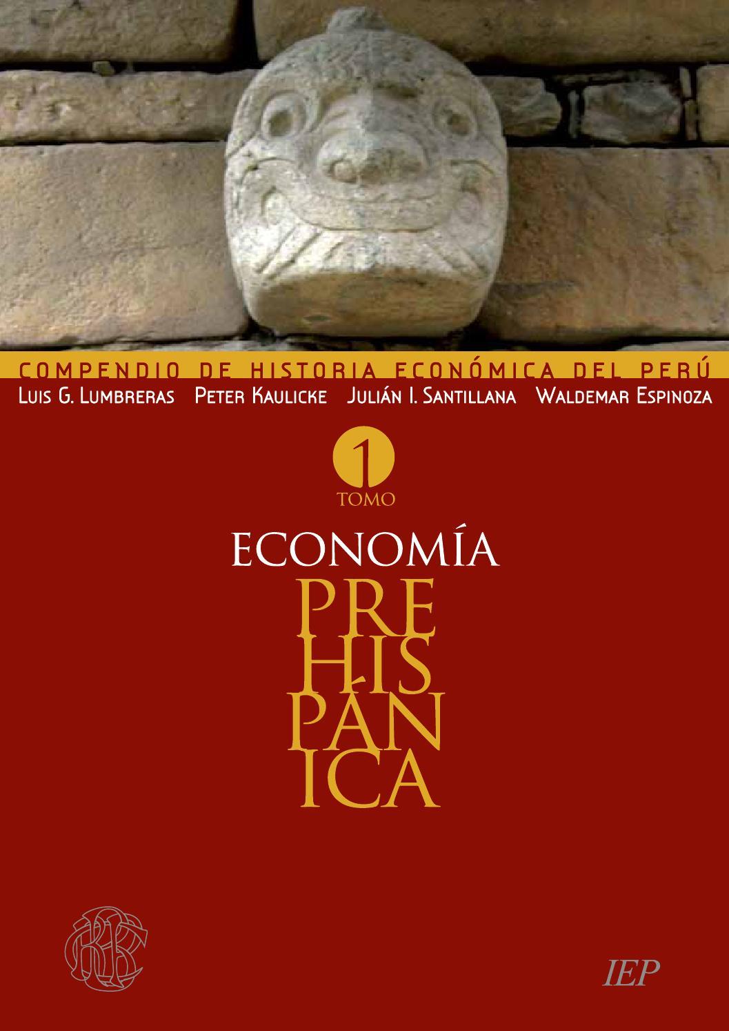 Historia económica del Perú (T-1) by Jesus Sanchez - issuu