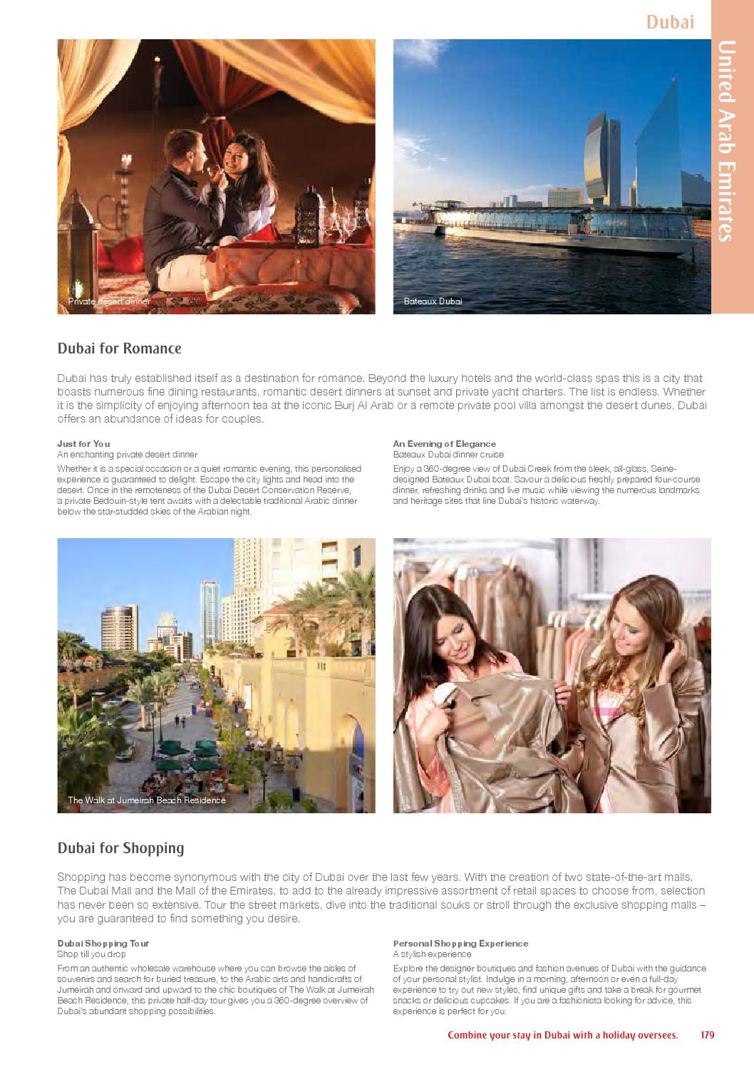 Emirates Holidays Brochure by Emirates Group - issuu