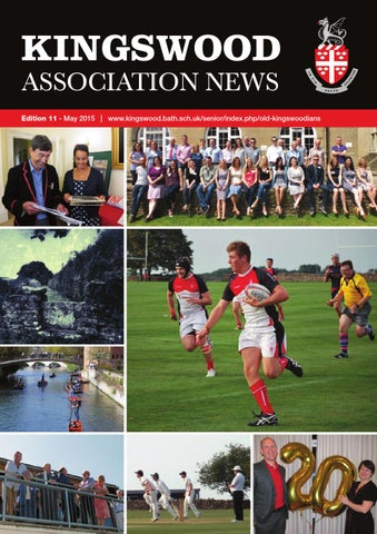 Kingswood Association News May 2015 By School