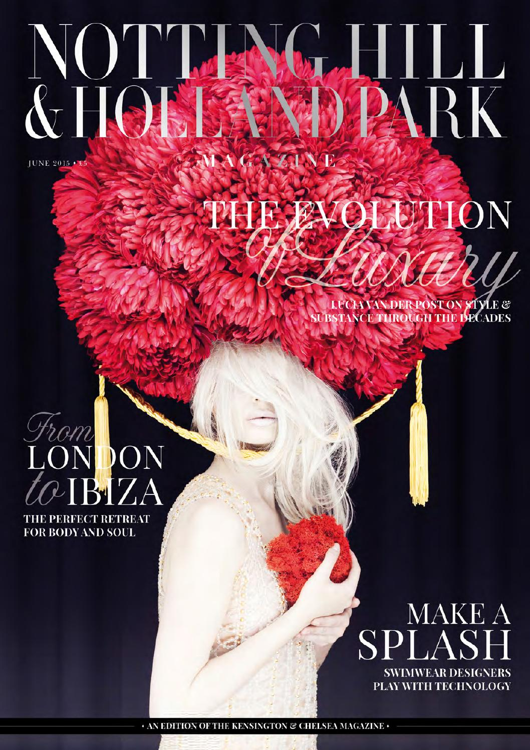 921aaa6ddee61 The Notting Hill & Holland Park Magazine June 2015 by Runwild Media ...