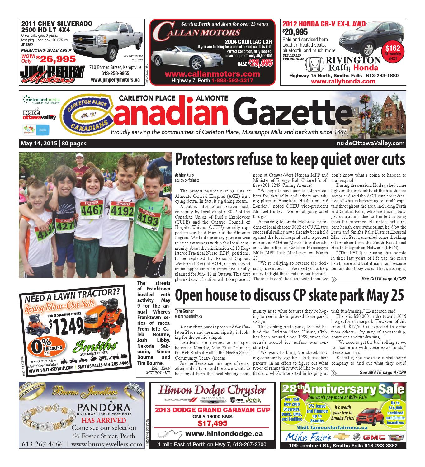 Almontecarletonplace051415 by metroland east almonte carleton almontecarletonplace051415 by metroland east almonte carleton place canadian gazette issuu fandeluxe Choice Image