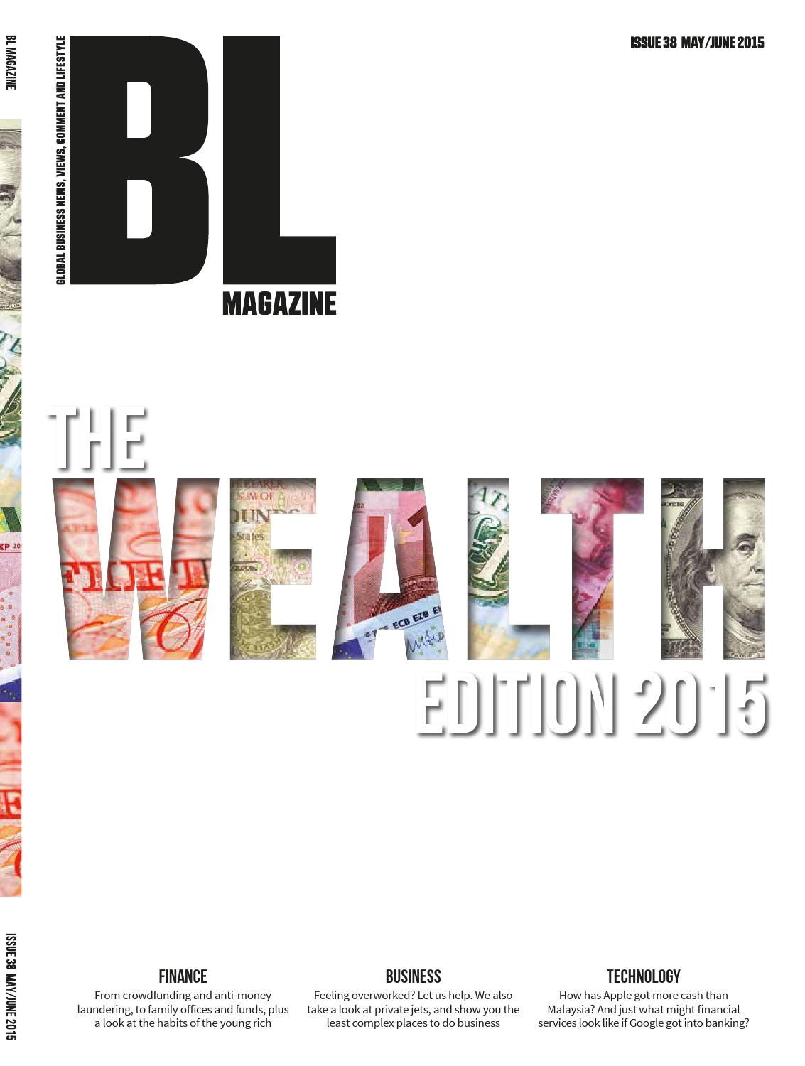 25d27683c BL Magazine Issue 38 May/June 2015 by BL Magazine - issuu