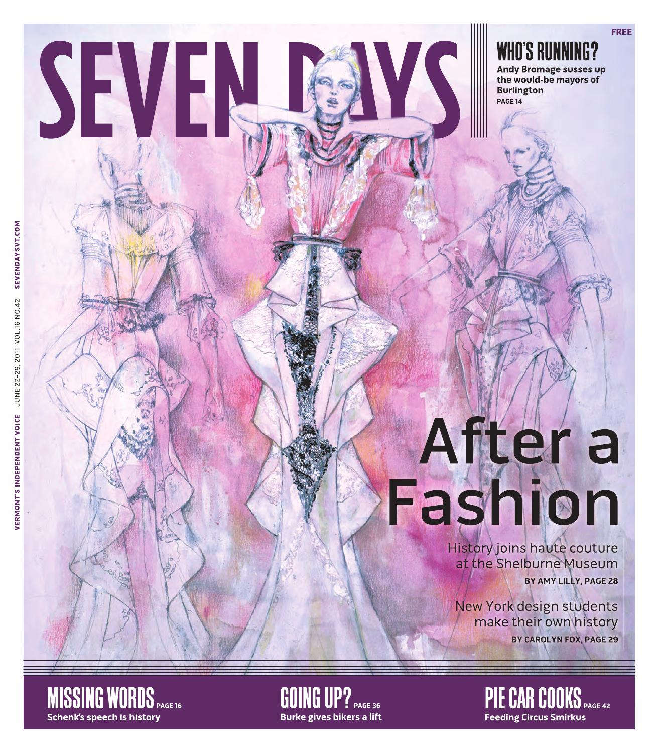 Seven Days June 22 2011 By Seven Days Issuu