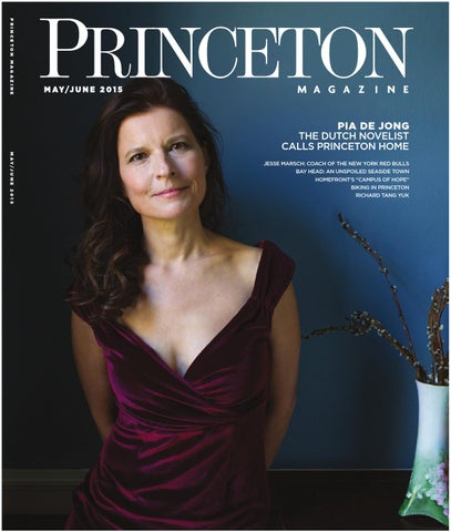 Princeton Magazine April 2015 By Witherspoon Media Group Issuu