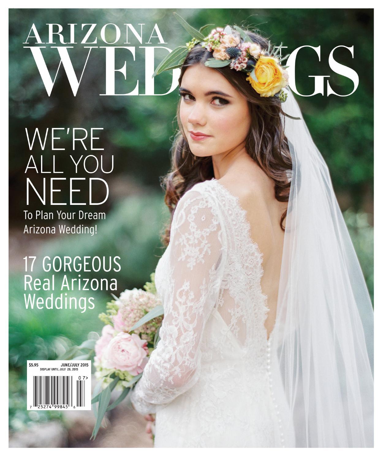 Arizona Weddings by Arizona Weddings Magazine & Website - issuu