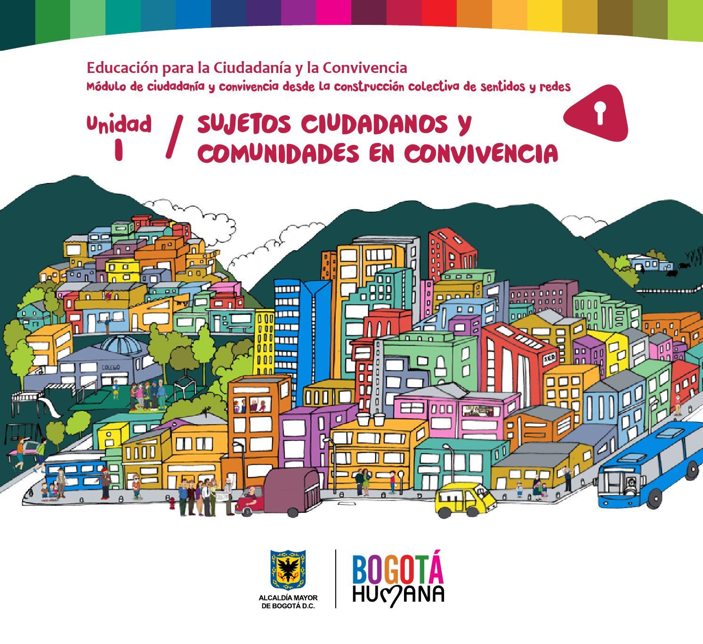 Módulo Unidad 1 Sujetos Ciudadanos Y Comunidades En