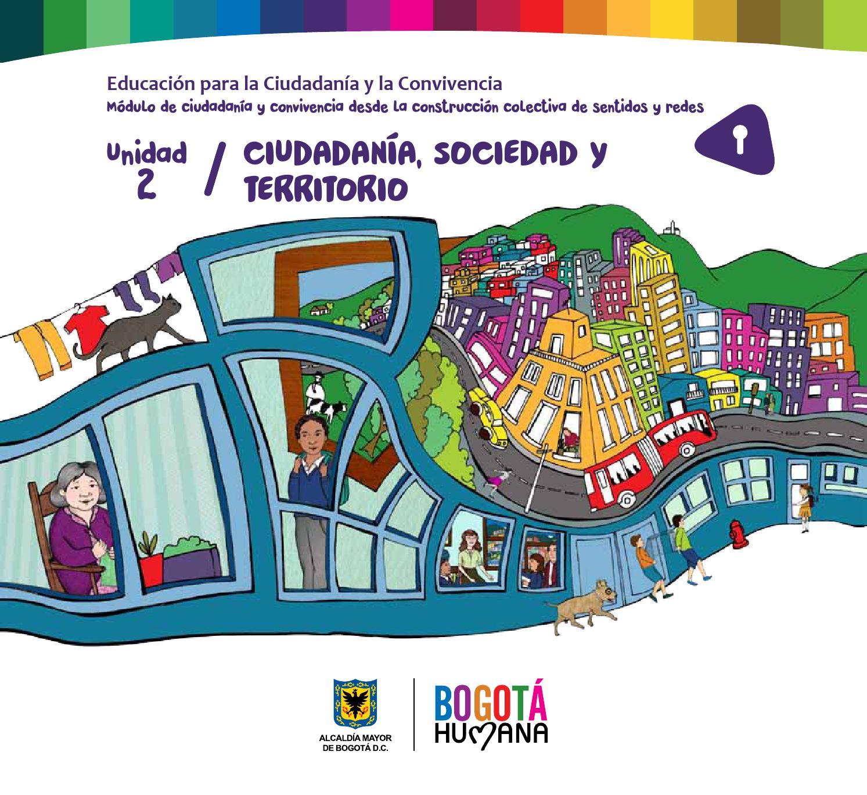 Módulo Unidad 2 Ciudadanía Sociedad Y Territorio By Cinep