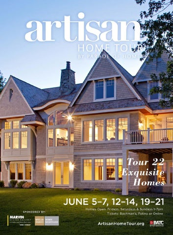 Artisan Home Tour by Parade of Homes 2015 Guide Book by ... on contemporary house exterior designs, rambler with front of garage, ranch house exterior designs, colonial home exterior designs, custom house exterior designs, split level house exterior designs, ivory home designs,