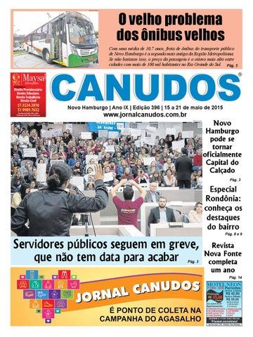 d75a180b3 Jornal Canudos - Edição 396 by Jornal Canudos - Reportagem - issuu