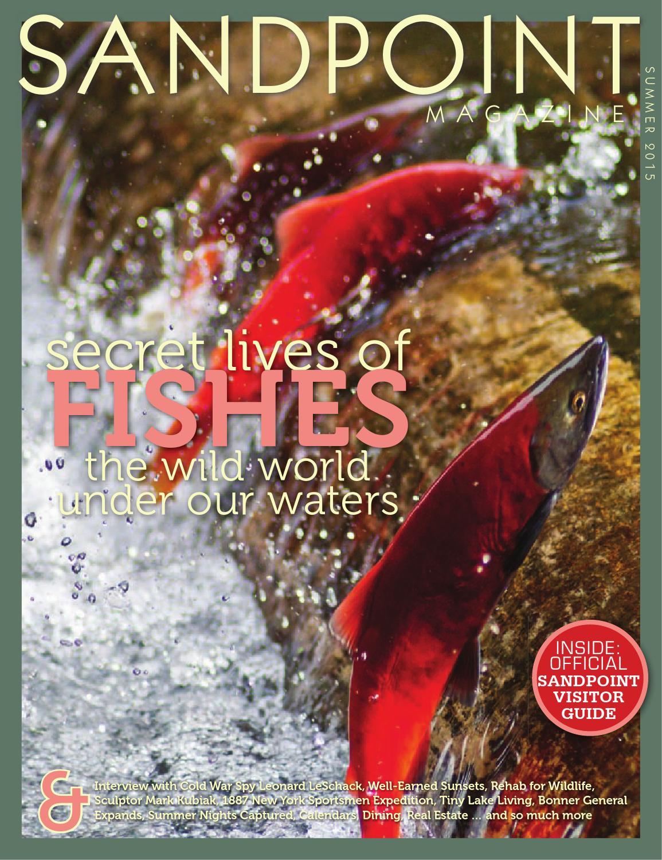 Sandpoint Magazine Summer 2015 by Keokee :: media + marketing - issuu