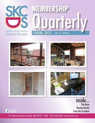 SKCDS Spring 2015 Membership Quarterly by Bill Newcomer - issuu