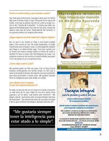 Revista Bienestar y Salud 15 by Revista Bienestar y Salud - issuu 7812c87b5785