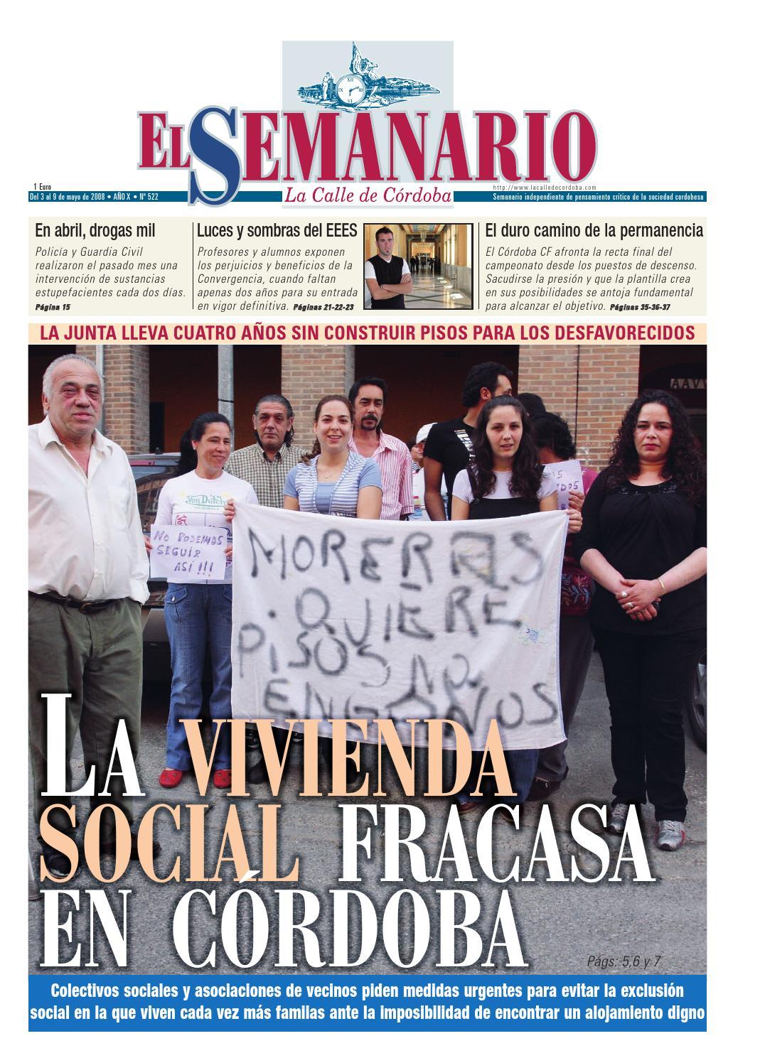 El Semanario La Calle de Córdoba - Nº 522 by El Semanario La Calle ...