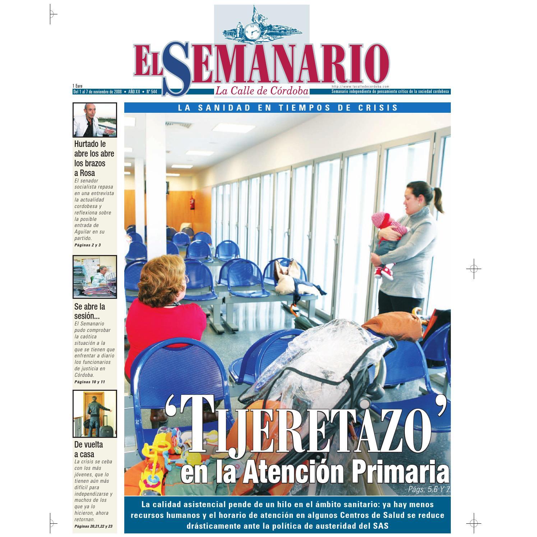 78e9d9f74e El Semanario La Calle de Córdoba - Nº 544 by El Semanario La Calle de  Córdoba - issuu