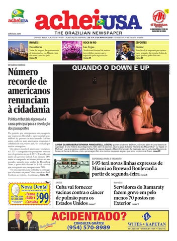 AcheiUSA 557 by AcheiUSA Newspaper - issuu eb0a6563174dc