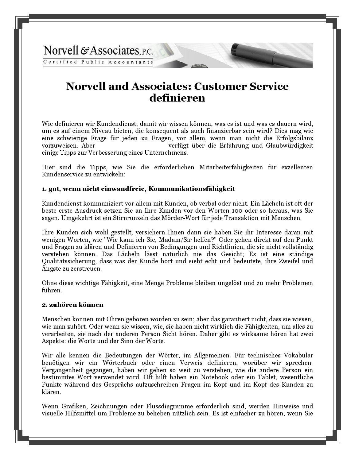 Beste Beispielzusammenfassung Für Kundendienstposition Fotos ...