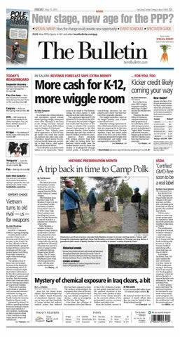 f258e54acc2c Bulletin Daily Paper 05-15-15 by Western Communications