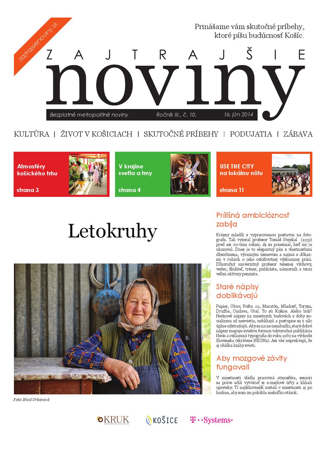 Zajtrajšie noviny 10 2014 by Zajtrajšie noviny - issuu 1168de2a1b8