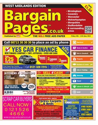 1d21b36ac260 Bargain Pages West Midlands