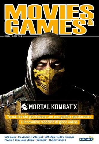 Movies Games by euronics italia spa - issuu 7c693993125e