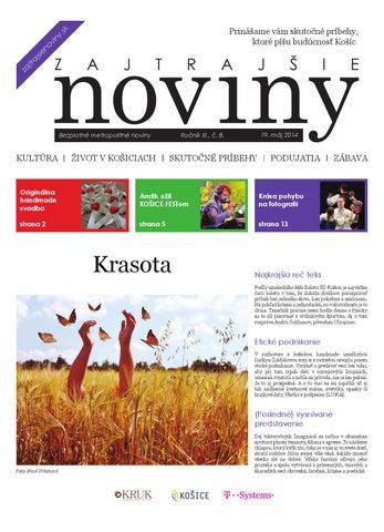 a77a3dcff62b Zajtrajšie noviny 8 2014 by Zajtrajšie noviny - issuu