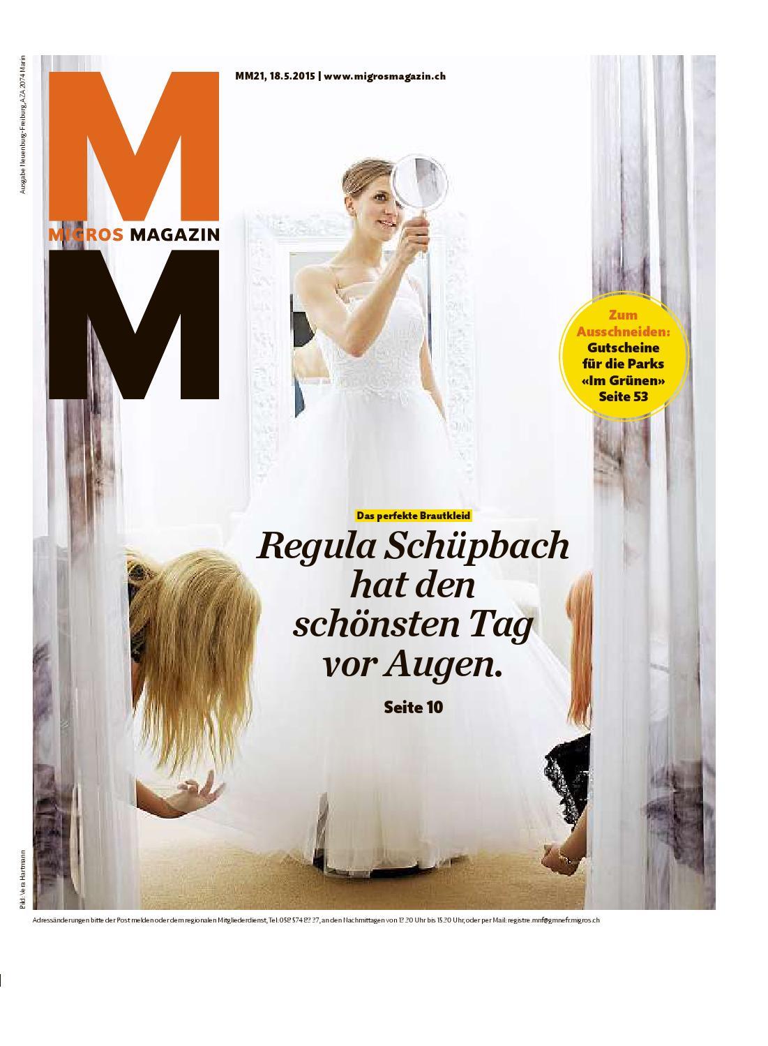 Migros magazin 21 2015 d ne by Migros-Genossenschafts-Bund - issuu
