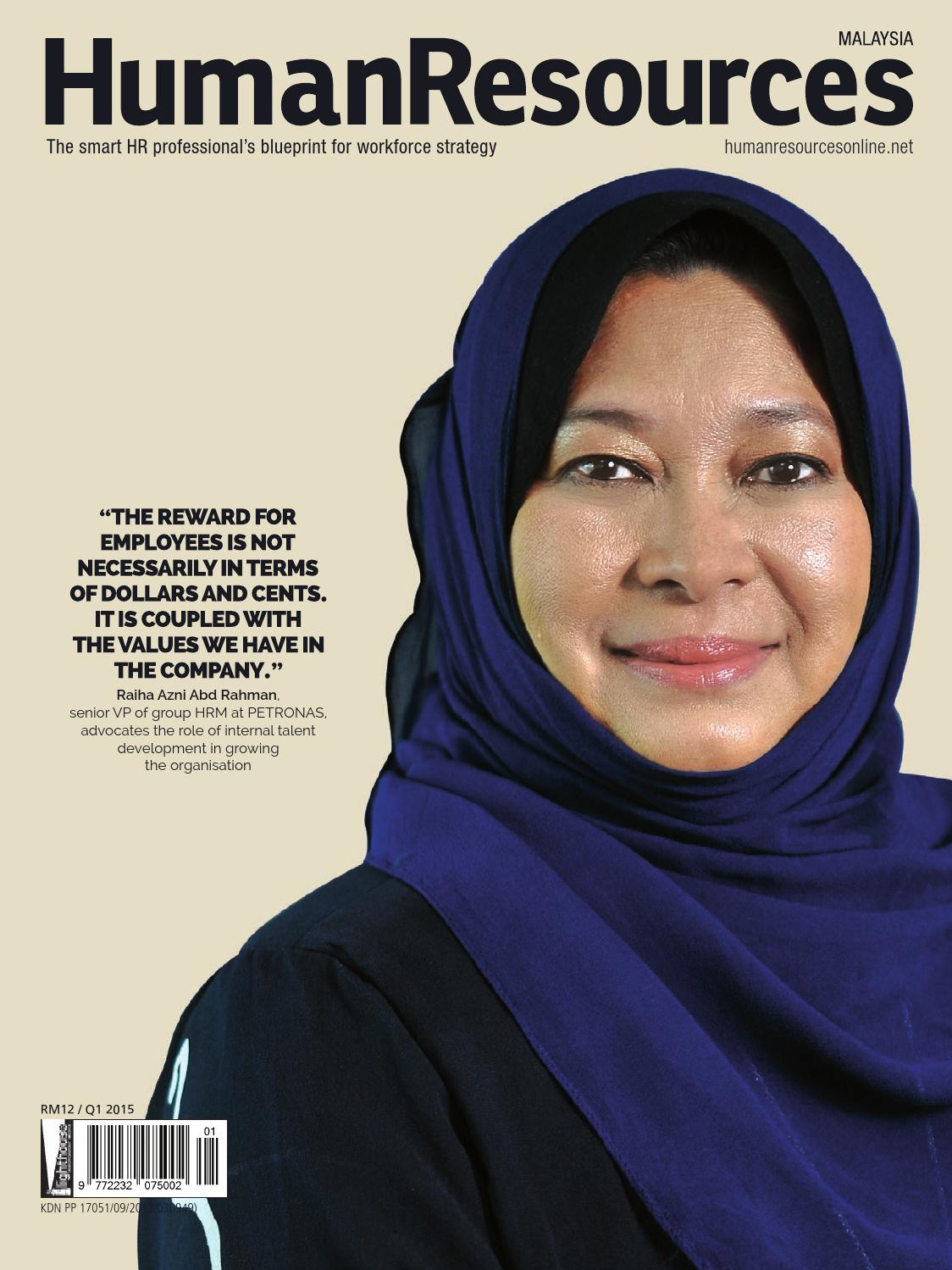 Human Resources Magazine Malaysia Q1 2015 by