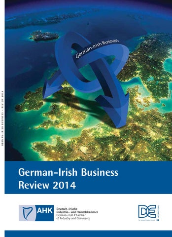 de4c335fc0b6 German-Irish Business Review 2014 by Rooney Media - issuu