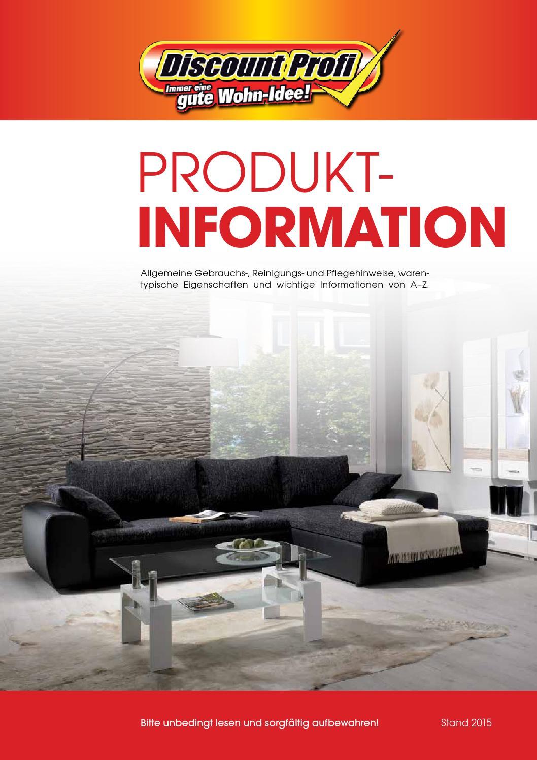 discount profi produkt information by europa m bel verbund gmbh issuu. Black Bedroom Furniture Sets. Home Design Ideas