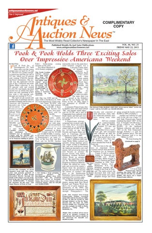 Antiques U0026 Auction News 052215 By Antiques U0026 Auction News   Issuu
