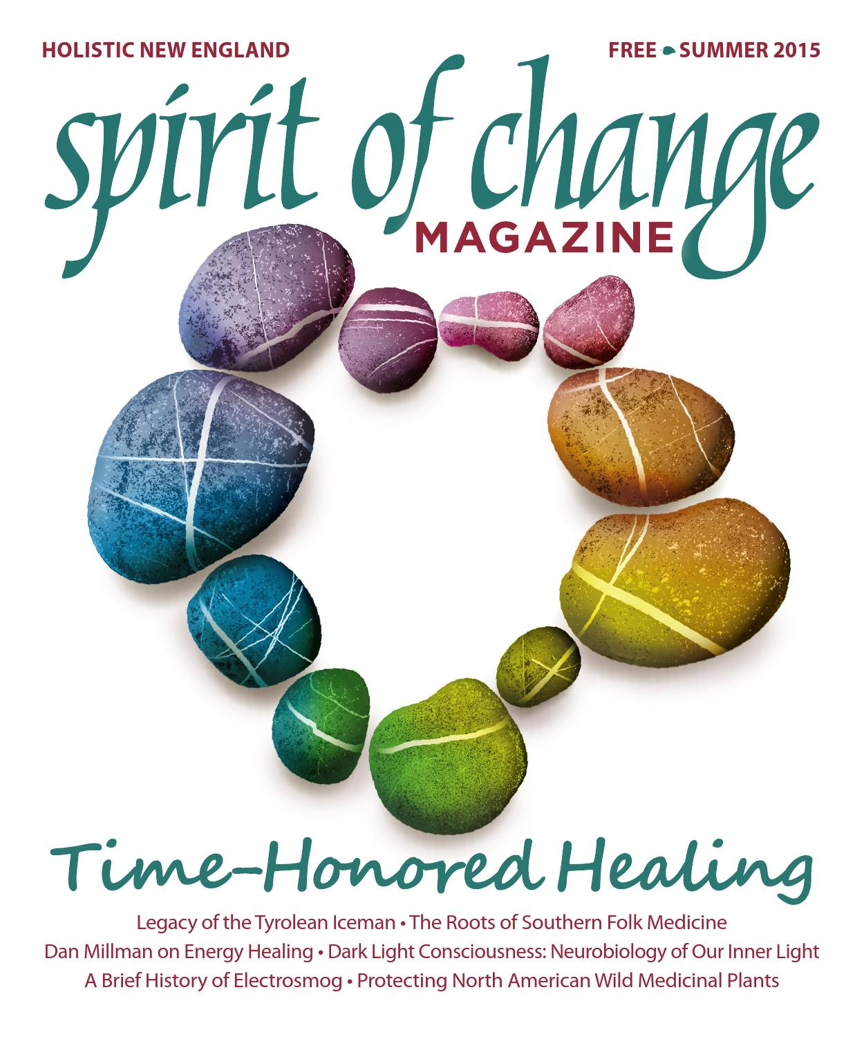 Southern Seazons Top 5 Posts Of 2015: Spirit Of Change Summer 2015 By Spirit Of Change Magazine