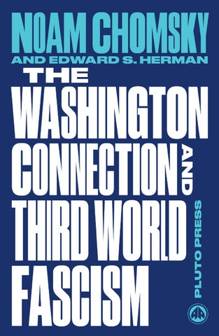 The Washington Connection And Third World Fascism The Political