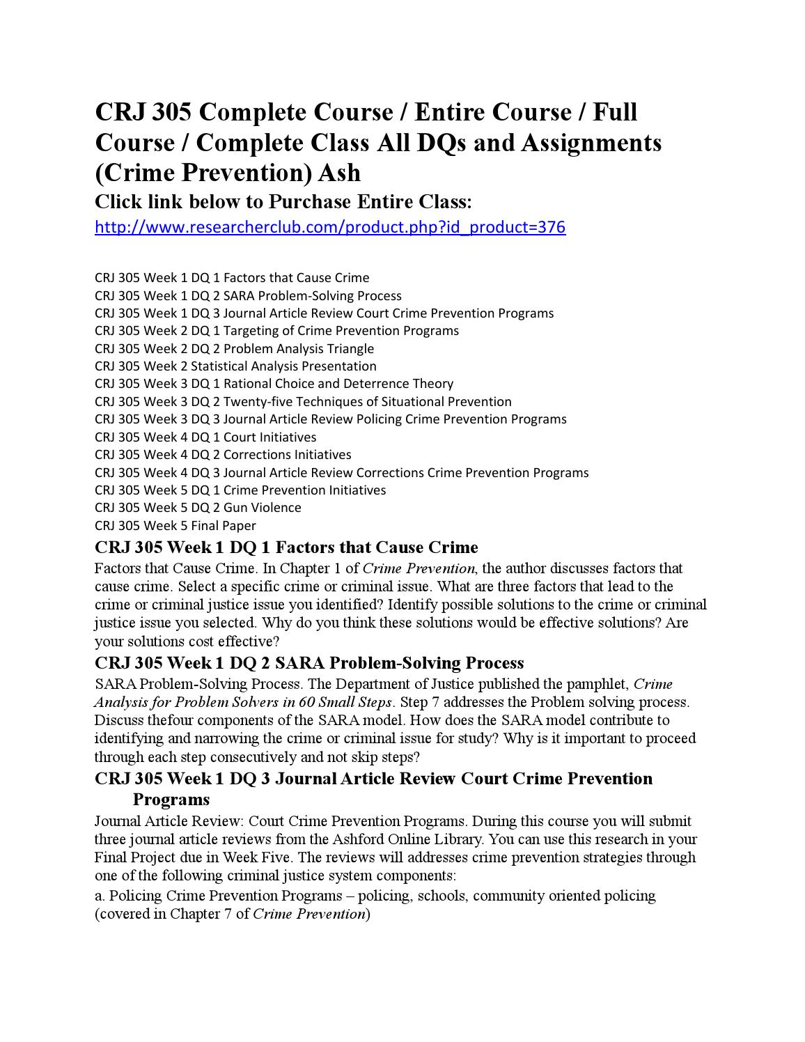 crj 305 entire course Crj 303 entire course crj crj 303 crj 303 entire course crj 303 entire course $4999 add to cart category: crj 303 tags: collection, complete class.