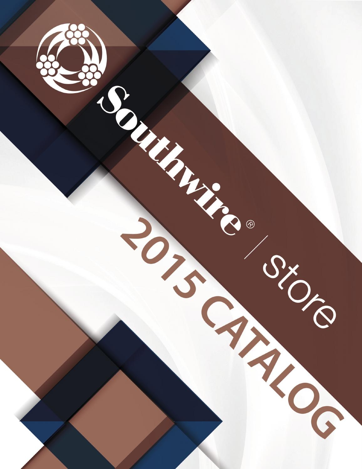 2015 Southwire Store Catalog by Southwire - issuu