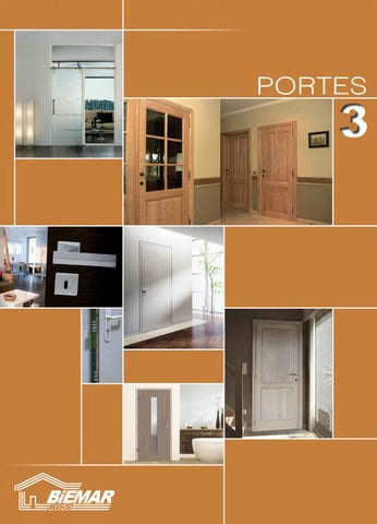 3 portes by biemar issuu for Porte ame tubulaire