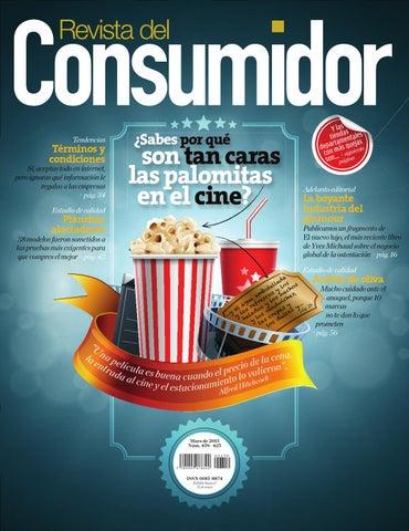 Revista Del Consumidor Minisplit 2015 Airea Condicionado